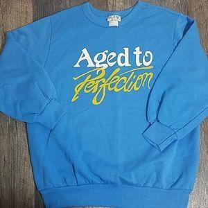Vintage Aged to Perfection Sweatshirt